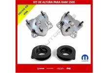 """Kit De Altura 2"""" Pulgadas Para Dodge Ram"""