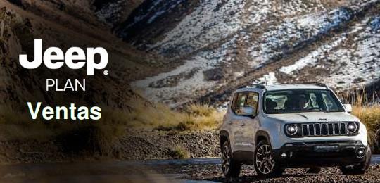 Jeep Plan Ventas